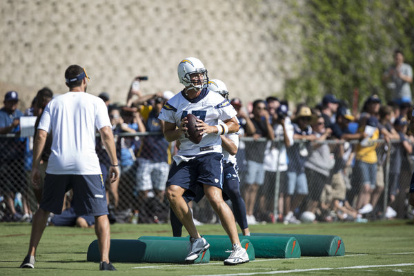 Chargers, Rivers Agree to Four-Year Extension