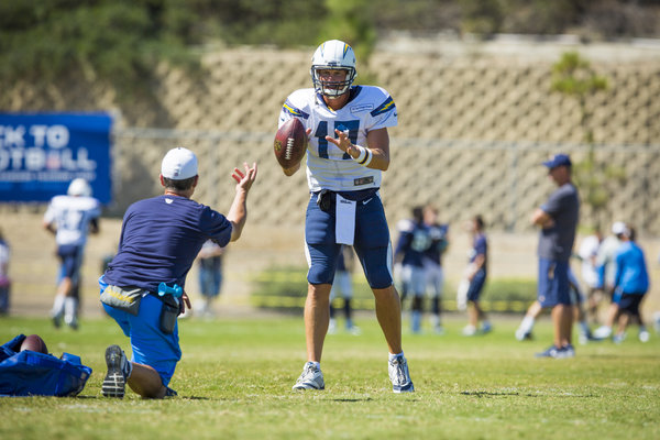 Training Camp Practice Report: That's a Wrap