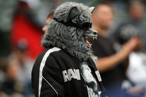 Time to Worry About the Raiders?