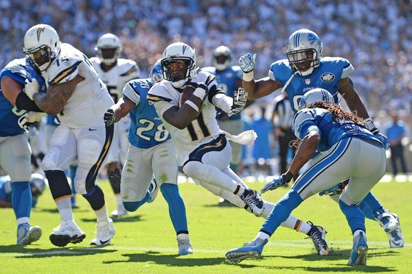 Same Ol' Chargers Rally for Wild Victory
